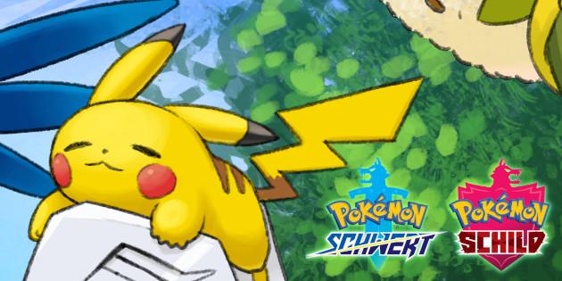 Newsbild zu Pokémon Schwert und Schild: Neues Pokémon durch kryptische Hinweise angedeutet