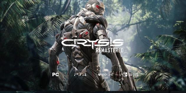 Newsbild zu Veröffentlichung von Crysis Remastered für die Nintendo Switch durchgesickert