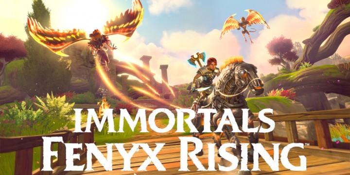 Newsbild zu Immortals Fenyx Rising feiert sein Debüt mit neuestem Launch-Trailer – Zeitlich begrenztes Twitch-Event angekündigt