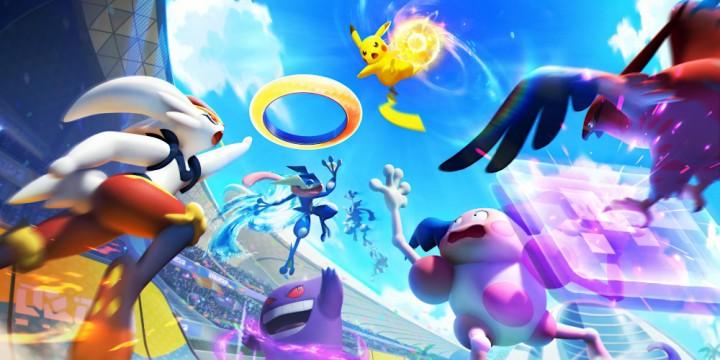 Newsbild zu The Pokémon Company gewährt einen ausführlicheren Einblick in Pokémon Unite
