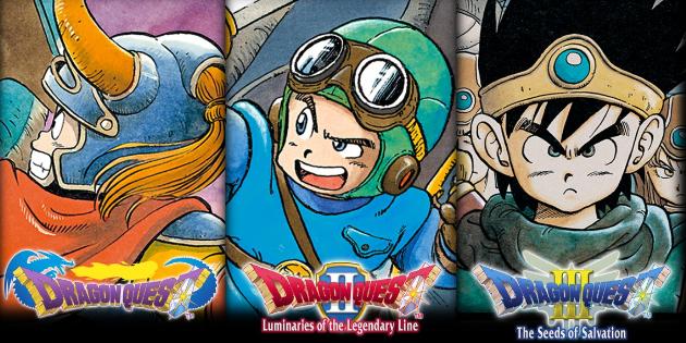 Newsbild zu Dragon Quest I-III erscheinen noch in diesem Monat in Europa und Nordamerika