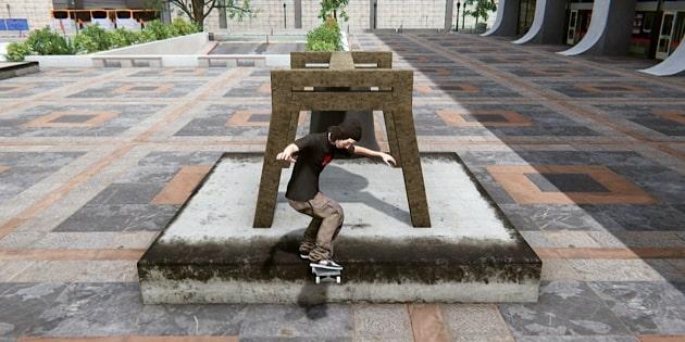 Newsbild zu Möge das Skateboard-Fieber beginnen: Skater XL erscheint im Juli für Nintendo Switch