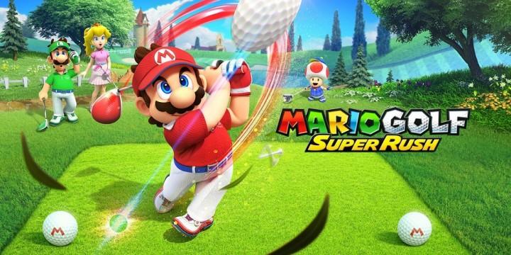 Newsbild zu Mario Golf: Super Rush – Das sind die Inhalte des zweiten kostenlosen Updates