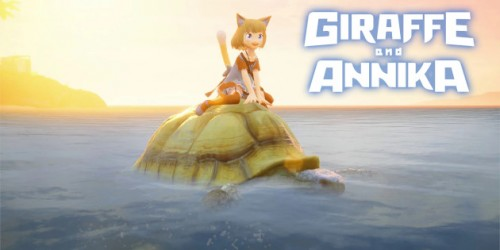 Newsbild zu Das 3D-Adventure Giraffe and Annika präsentiert sich in einem neuen Trailer