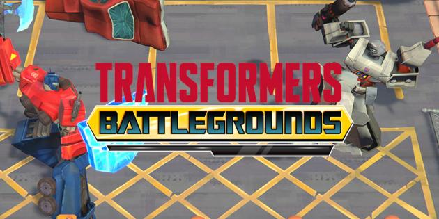 Newsbild zu Outright Games kündigt Transformers: Battlegrounds für die Nintendo Switch an