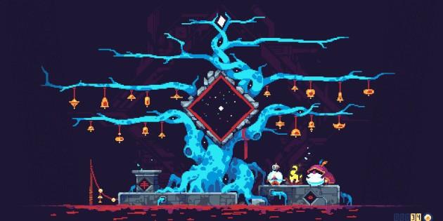 Newsbild zu ScourgeBringer: Rogue-lite soll in diesem Jahr für die Nintendo Switch erscheinen