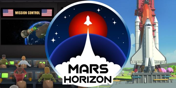 Newsbild zu Mars Horizon landet Mitte November auf der Nintendo Switch