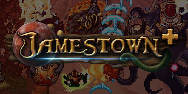Newsbild zu Top-Down-Shooter Jamestown+ für die Nintendo Switch angekündigt