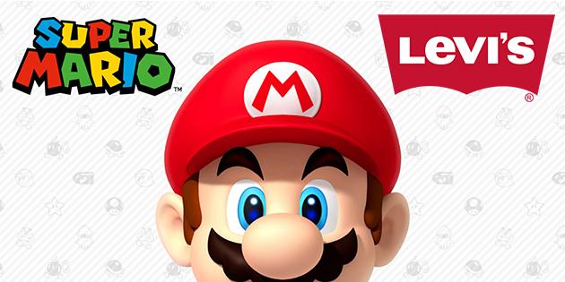 Newsbild zu Mario trägt bald Levi's: Super Mario Kollektion angeteasert