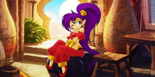 Newsbild zu Trailer zeigt Wii U-Version von Shantae and the Pirate's Curse