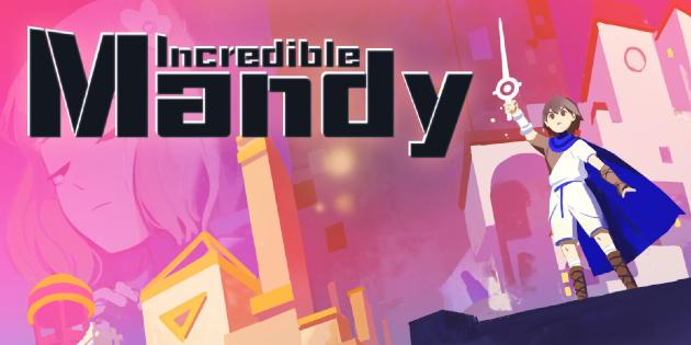 Newsbild zu Action-Adventure Incredible Mandy zeigt sich in einem neuen Trailer – Titellied zum Spiel veröffentlicht