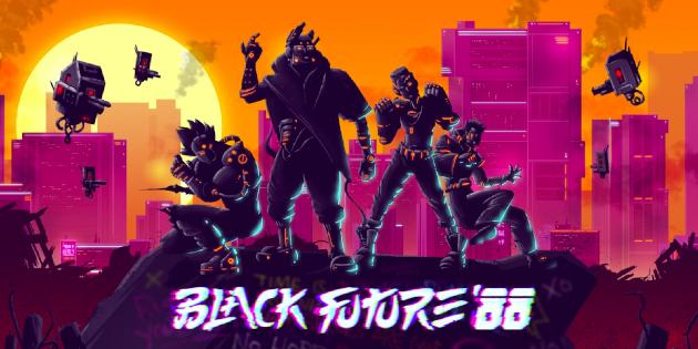 Newsbild zu Nintendo Switch-Spieletest: Black Future '88