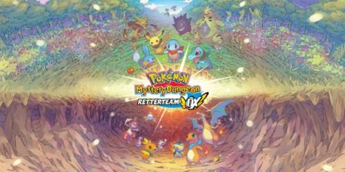 Newsbild zu Japan: Details zur Auslieferungsmenge von Pokémon Mystery Dungeon: Retterteam DX
