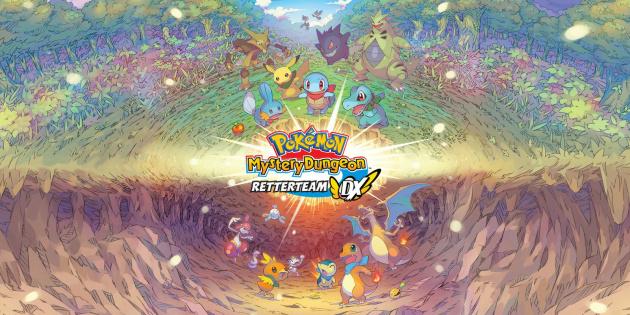Newsbild zu So bewerten internationale Medien Pokémon Mystery Dungeon: Retterteam DX für die Nintendo Switch