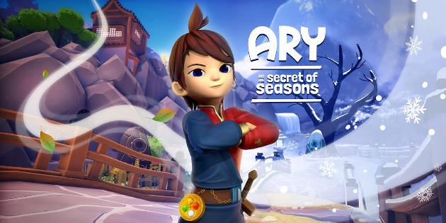 Newsbild zu Modus Games nennt das genaue Erscheinungsdatum von Ary and the Secret of Seasons und bestätigt eine Handelsversion