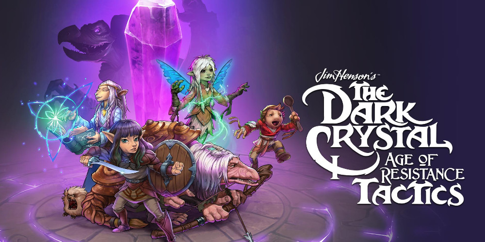 THe Dark Crystal: Age of Resistance Tactics - Keyart