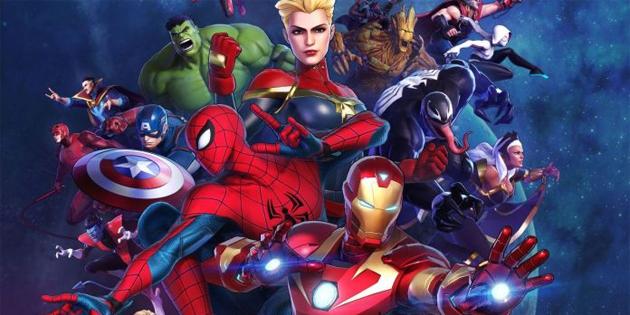 Newsbild zu TGA 2019 // Nächster DLC von Marvel Ultimate Alliance 3 mittels Trailer vorgestellt