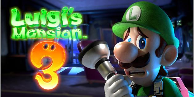 Newsbild zu Neues Update für Luigi's Mansion 3 verfügbar
