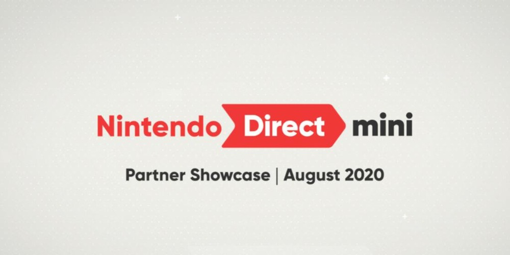 Nintendo Direct Mini: Partner Showcase August 2020