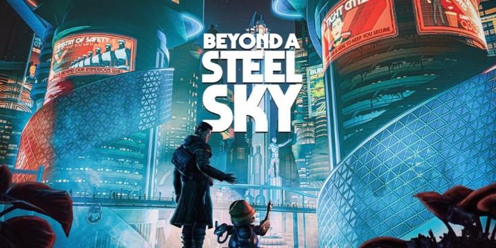 Newsbild zu Beyond a Steel Sky – Entwicklervideo gibt einen Einblick in die Konzeption der Spielgrafik
