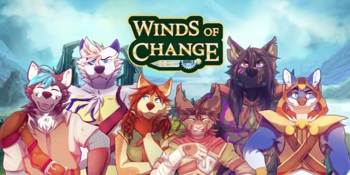 Newsbild zu Eine pelzige Visual Novel – Winds of Change wird im Juni für die Nintendo Switch veröffentlicht