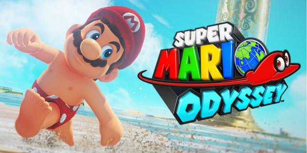 Newsbild zu Super Mario Odyssey: Neue Hinweis-Kunst schickt euch wieder auf die Suche nach Pixel-Luigi