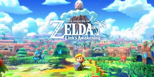 Newsbild zu Videos beschäftigen sich mit der technischen Performance von The Legend of Zelda: Link's Awakening