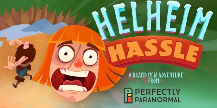 Newsbild zu Ein kleiner Blick ins Unbekannte: Demoversion zu Helheim Hassle ist ab sofort im Nintendo eShop verfügbar