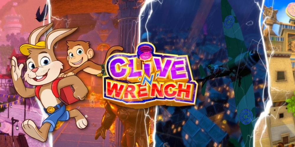 Clive 'N' Wrench