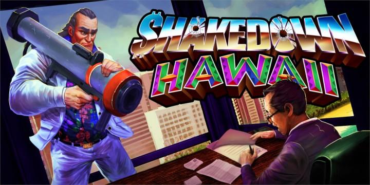 Newsbild zu Wii U-Version von Shakedown: Hawaii erhält ein Erscheinungsdatum