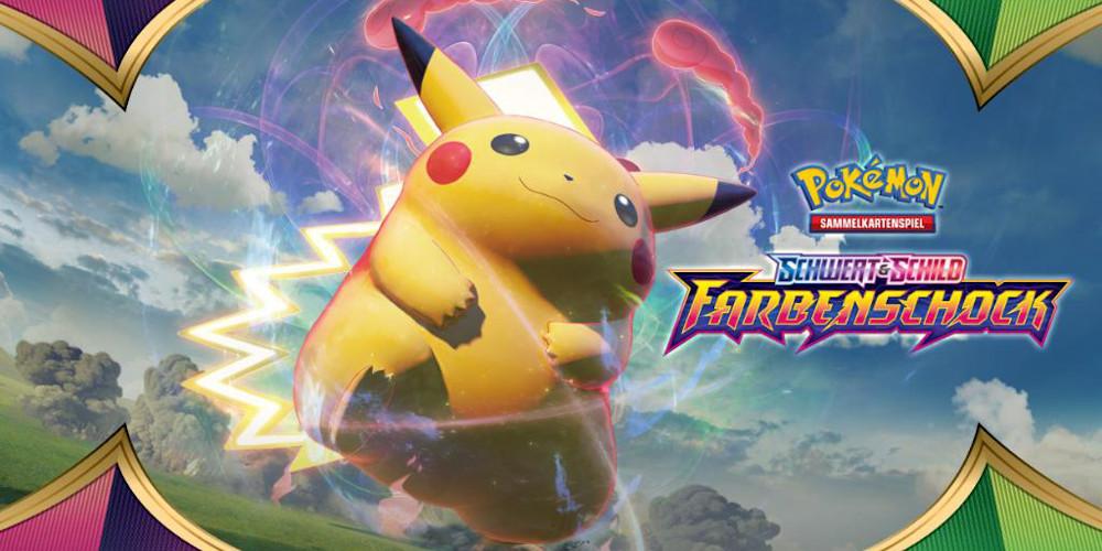 Pokémon Sammelkartenspiel - Farbenschock