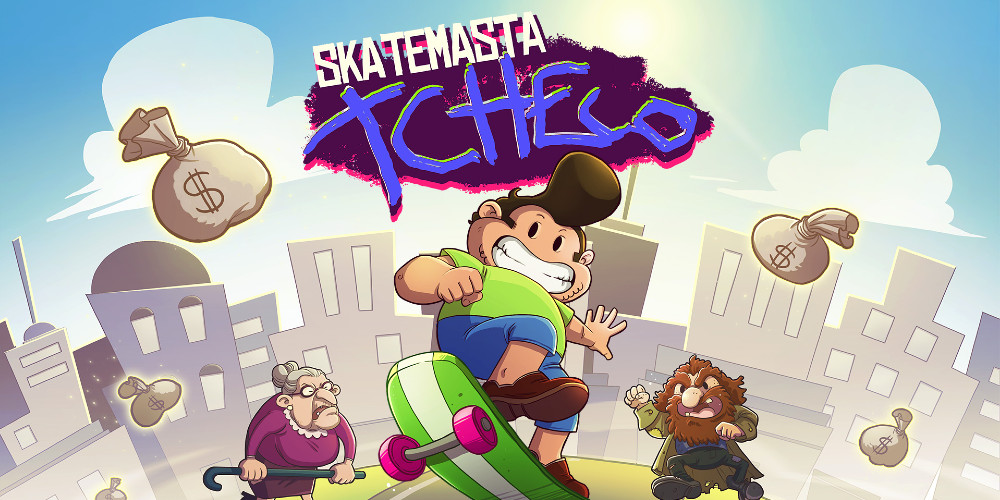 Skatemasta Tcheco - Keyart