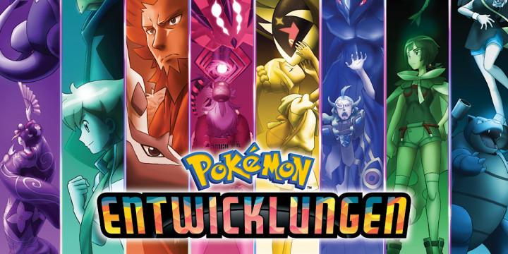 Newsbild zu Die grenzenlose Freiheit – Vierte Episode von Pokémon: Entwicklungen steht bereit