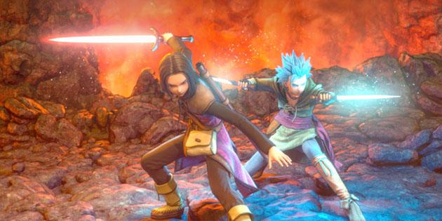 Dragon Quest XI erscheint 2018 im Westen