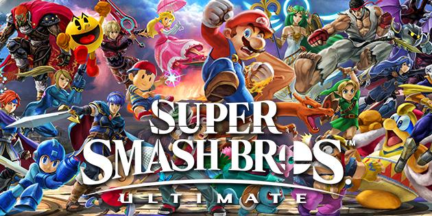 Newsbild zu Zwei neue Items für Super Smash Bros. Ultimate auf der offiziellen Seite enthüllt