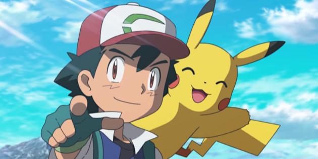 Newsbild zu Japan: The Pokémon Company präsentiert weiteren Trailer zur neuen Staffel von Pokémon – Die TV-Serie