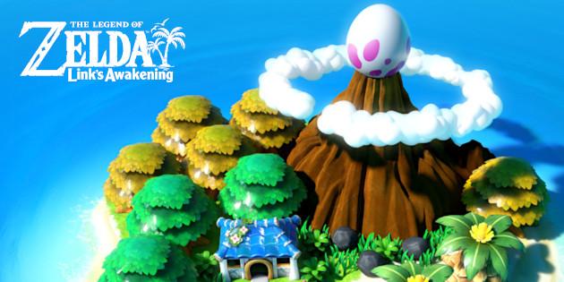 Newsbild zu UK: Käufer von The Legend of Zelda: Link's Awakening erhalten spezielle Boni