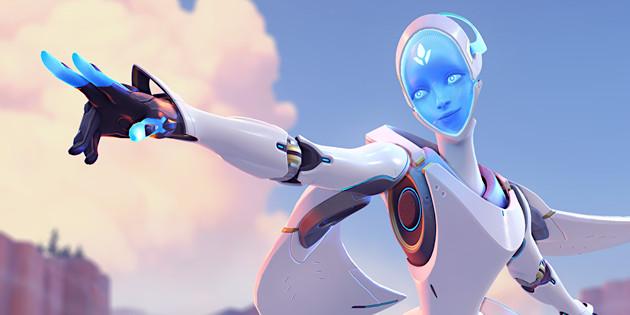 Newsbild zu Overwatch: Neue Heldin Echo ab sofort spielbar