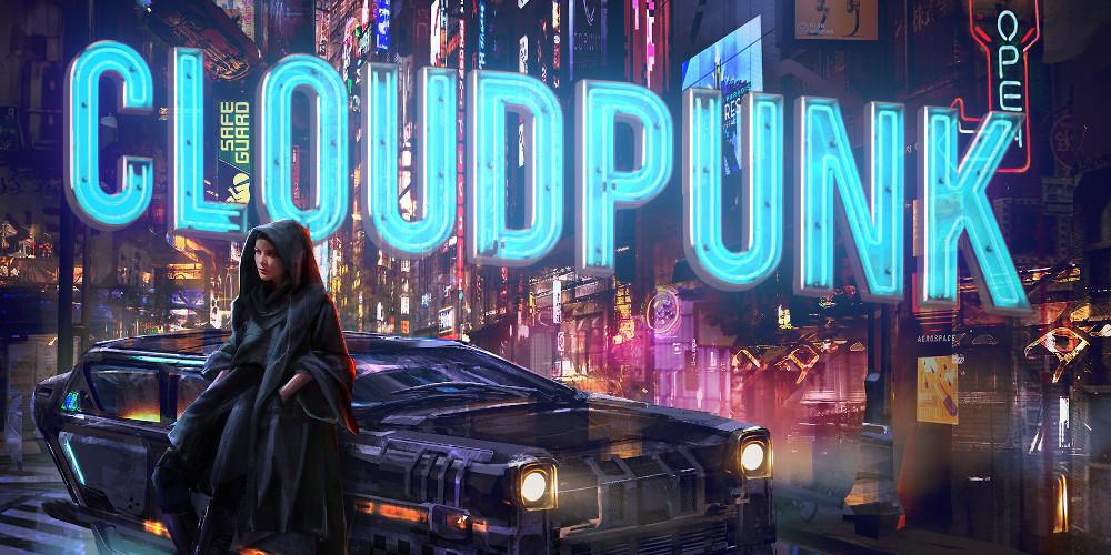 Cloudpunk – Artwork