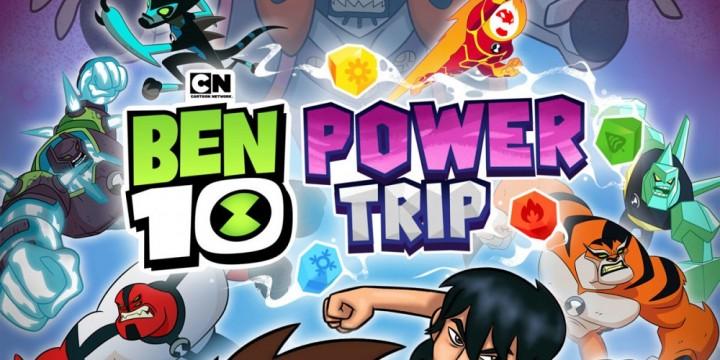 Newsbild zu Kunterbunter Trailer stellt Ben 10: Power Trip für die Nintendo Switch vor