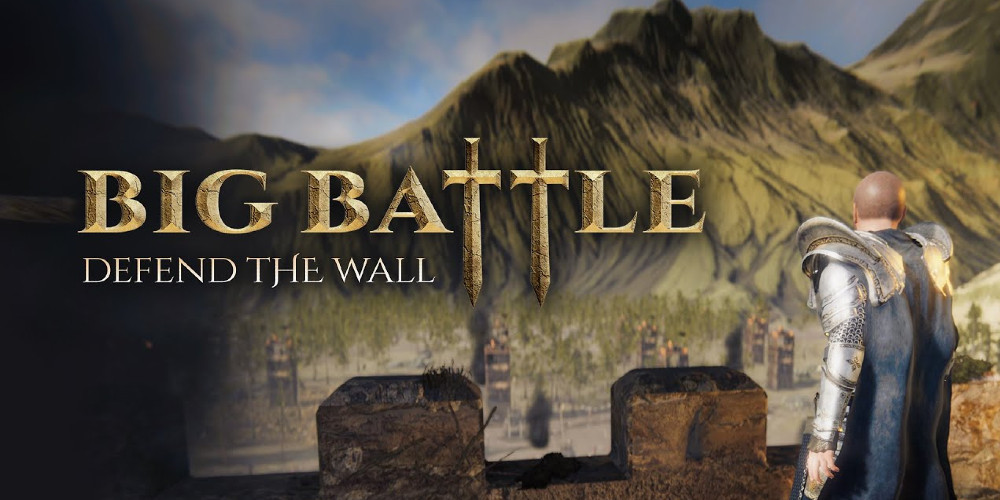 Big Battle: Defend the Wall - Keyart