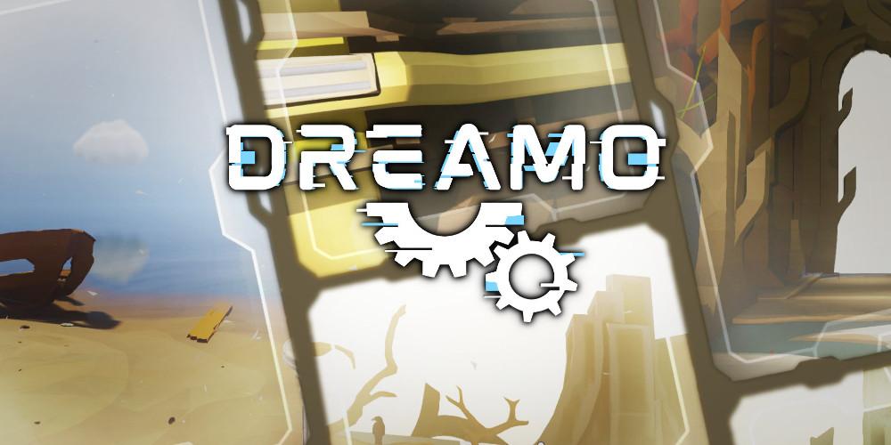 DREAMO - Keyart