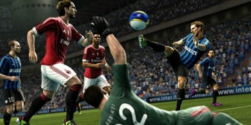 Newsbild zu Wii-Spieletest: Pro Evolution Soccer 2013