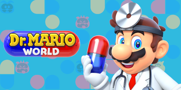 Newsbild zu Neue Stages für Dr. Mario World ab morgen Vormittag verfügbar