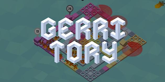 Newsbild zu Party-Spiel Gerritory verspricht ab 7. Mai Mehrspieler-Spaß mit bis zu drei Freunden