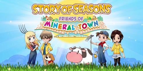 Newsbild zu Story of Seasons: Friends of Mineral Town im Test – So viel Spaß macht das Leben auf dem eigenen Bauernhof