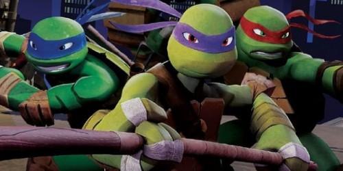 Newsbild zu Teenage Mutant Ninja Turtles ab sofort verfügbar [PM]
