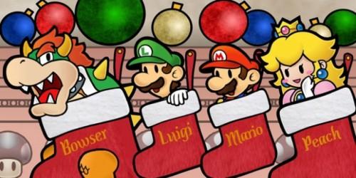 Newsbild zu Nintendo in Weihnachtstimmung: Erstellt euren eigenen Wunschzettel