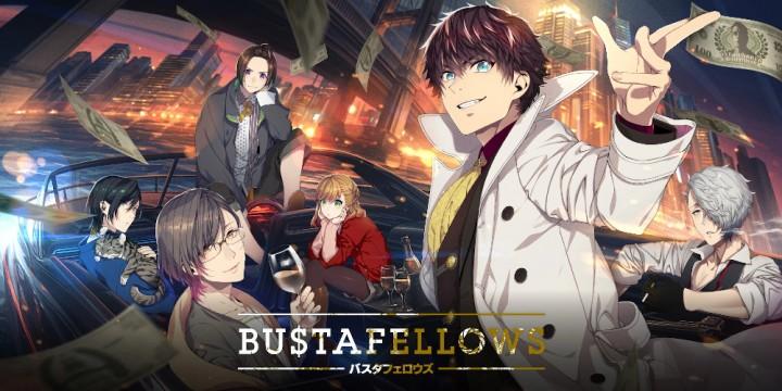 Newsbild zu Visual Novel Bustafellows ab dem 30. Juli auf der Nintendo Switch erhältlich