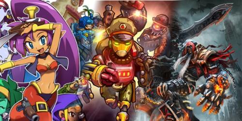 Newsbild zu Jetzt vorbestellen: Shantae, SteamWorld Collection und Darksiders